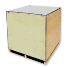 pallet box storage blue mountains