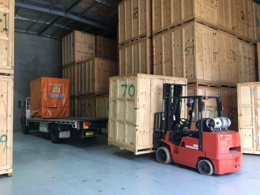 Storage Hazelbrook